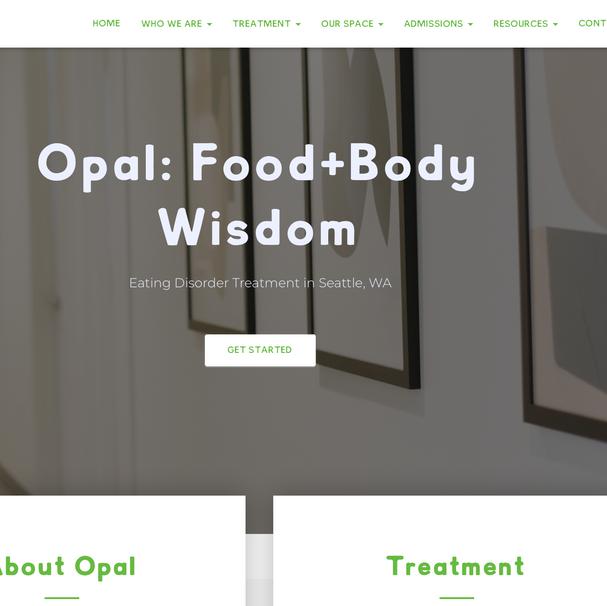 Opal: Food+Body Wisdom