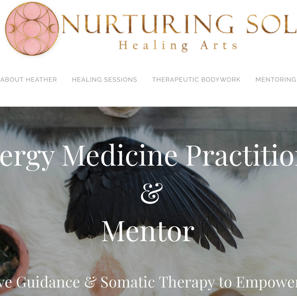 Nurturing Sol Healing