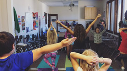 How to Teach Yoga in the Classroom