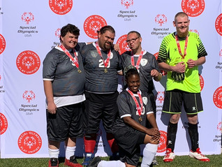 RITES Rebels Win Gold at the 2018 Special Olympics.
