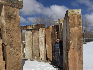 Stonehenge In Utah!