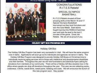 R.I.T.E.S., Inc Newsletter