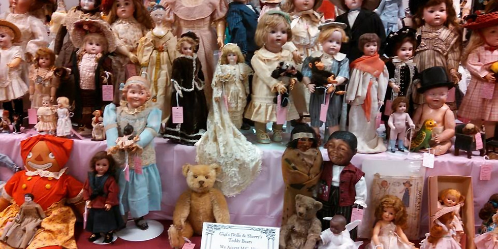 Fremont Toy & Doll Show