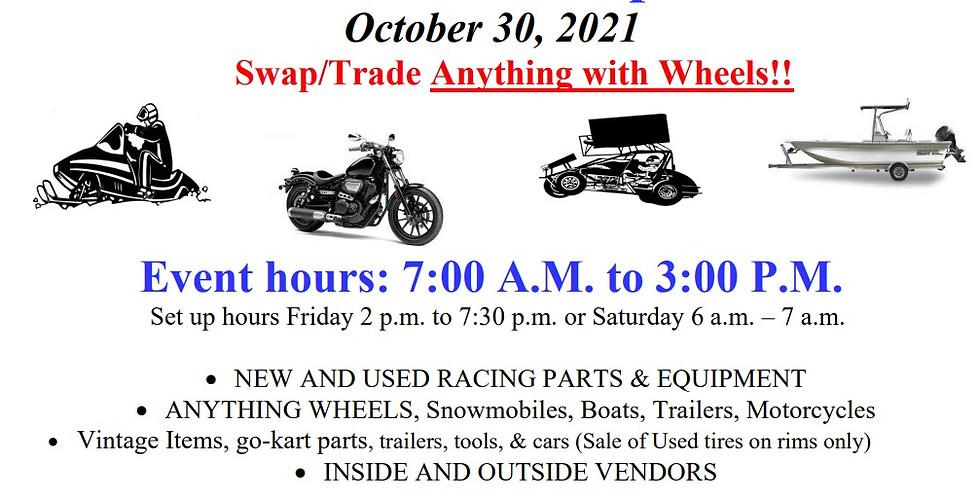 Fall All Wheels Swap Meet