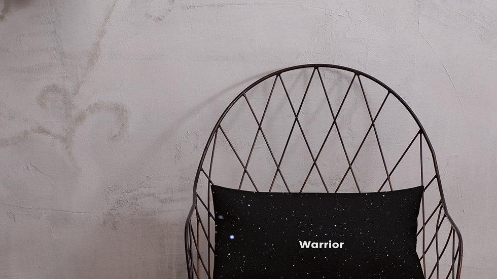 Warrior pillow
