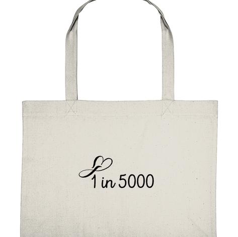 1 IN 5000 TOTE BAG