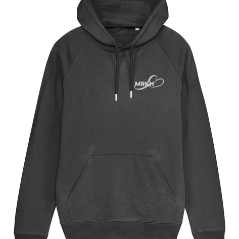 MRKH warmer embroidered hoodie!