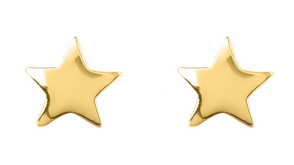 Cosmic Mini Star Stud Earring