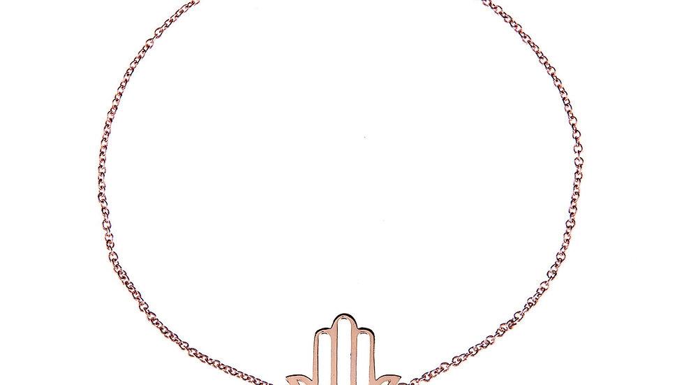 Cosmic Hamsa Bracelet