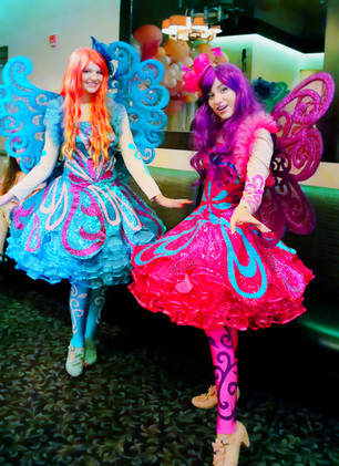 Winx club fairies