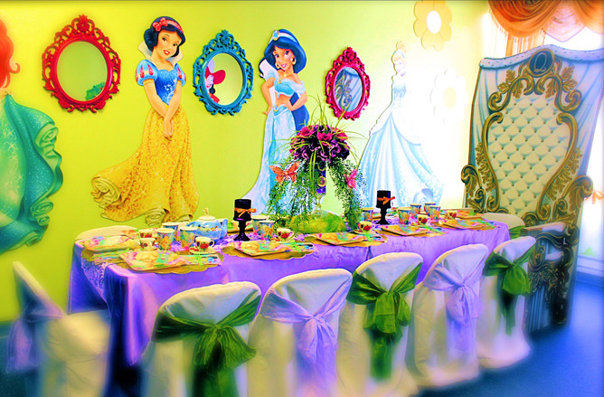 Fairies party
