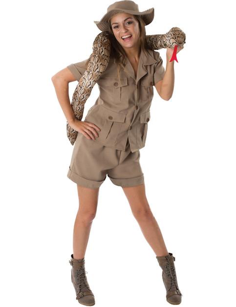 Safari entertainer