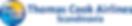 Thomas Cook Airlines Scandinavia logo