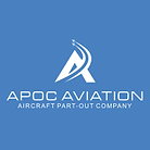 Aircraft Maintenance, apoc aviation logo