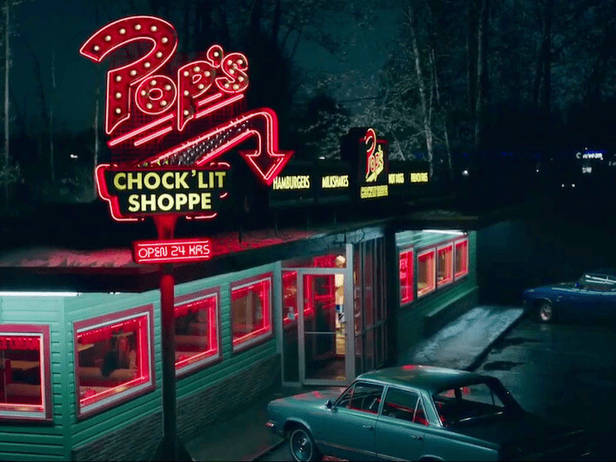 NETFLIX RIVERDALE POP-UPS