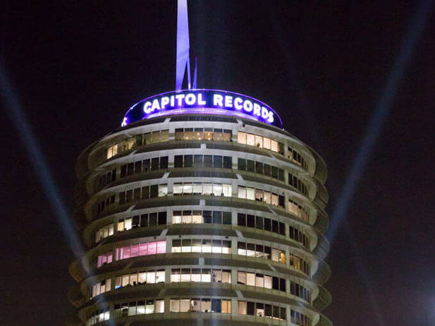 CAPITOL RECORDS 75TH ANNIVERSARY