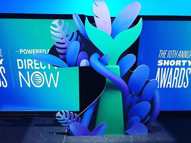 10TH ANNUAL SHORTY AWARDS POWERED BY DIRECTV NOW