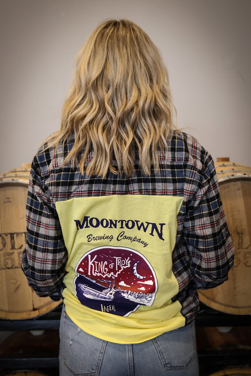 King of Troy Moontown Flannel