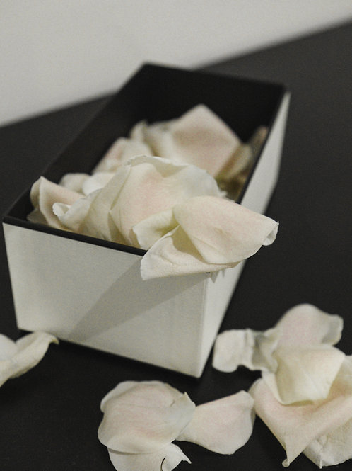 White Petal Packet