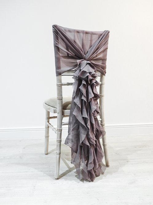 Heather Waterfall Chair Backs