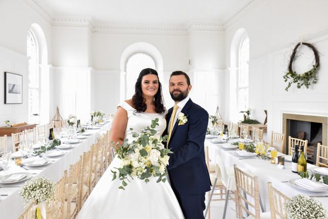 Secret Tower Wedding