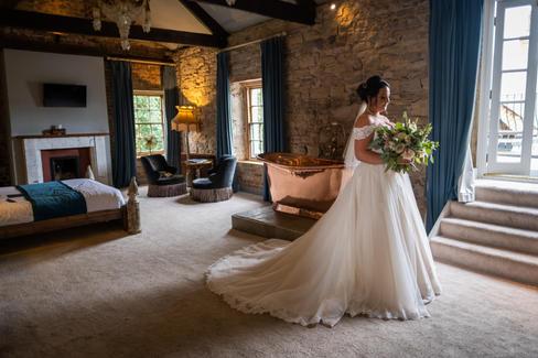 Le Petit Chateau Wedding Flowers