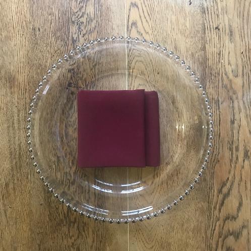 Burgundy Napkin