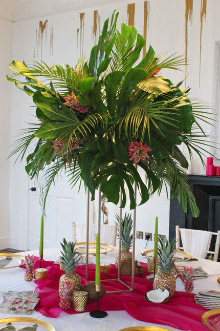 Charlton Hall Wedding Flowers