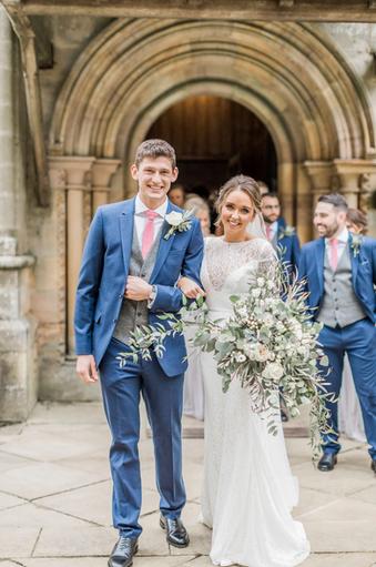 Brinkburn Priory Wedding