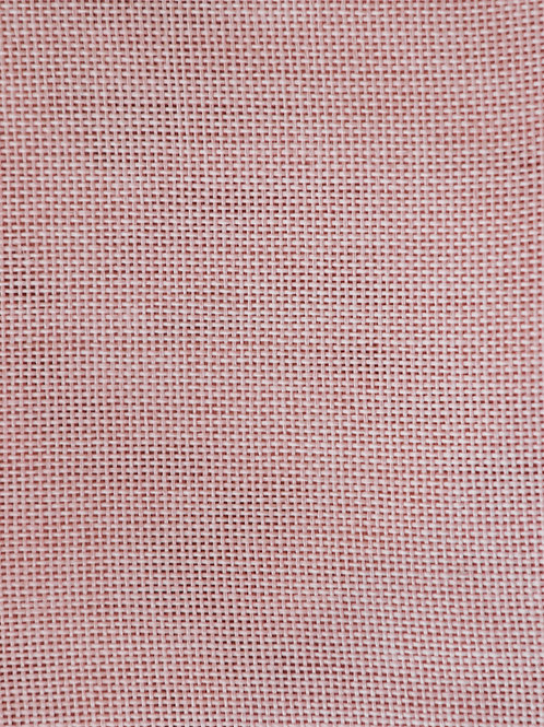 Pink Hessian Runner