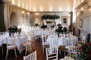 Ellingham Hall Wedding Breakfast