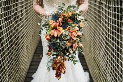 Weddings at Alnwick Treehouse
