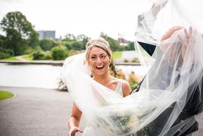 Wylam Brewery Bride