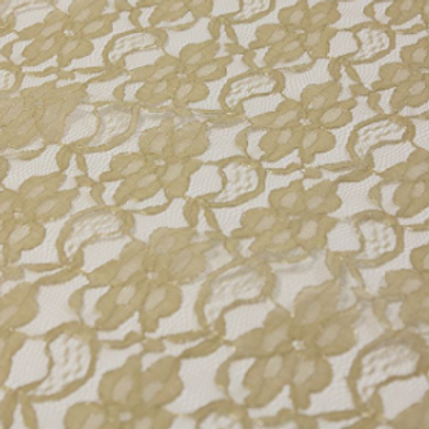 Gold Lace Runner