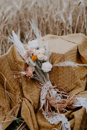 Dried & Fresh Bridal Flowers