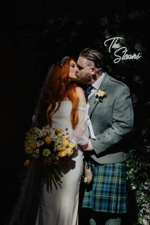 Brinkburn Priory Wedding Flowers
