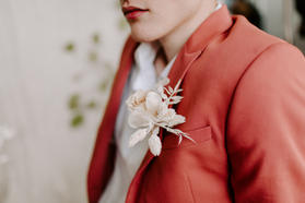 Dried Buttonhole