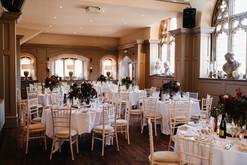 Ellingham Hall Table Decor