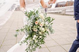 Wedding Showering Bouquet