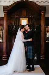Wedding Ceremony Ellingham Hall
