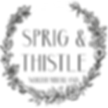 Sprig and Thistle Logo