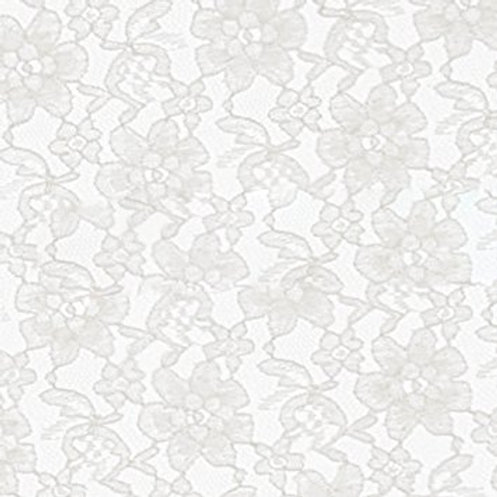 White Lace Runner