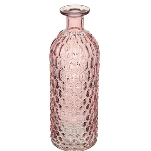 Antique Pink Vase - Large