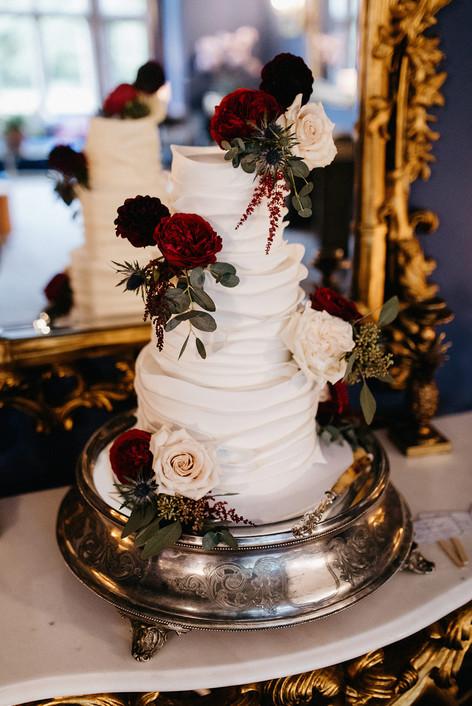 Cake Flowers Ellingham Hall