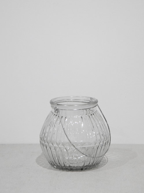 Crystal Hanging Vase