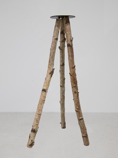Birch Teepee Stand