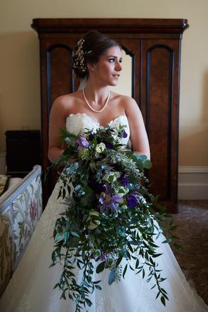 Wedding at Matfen Hall