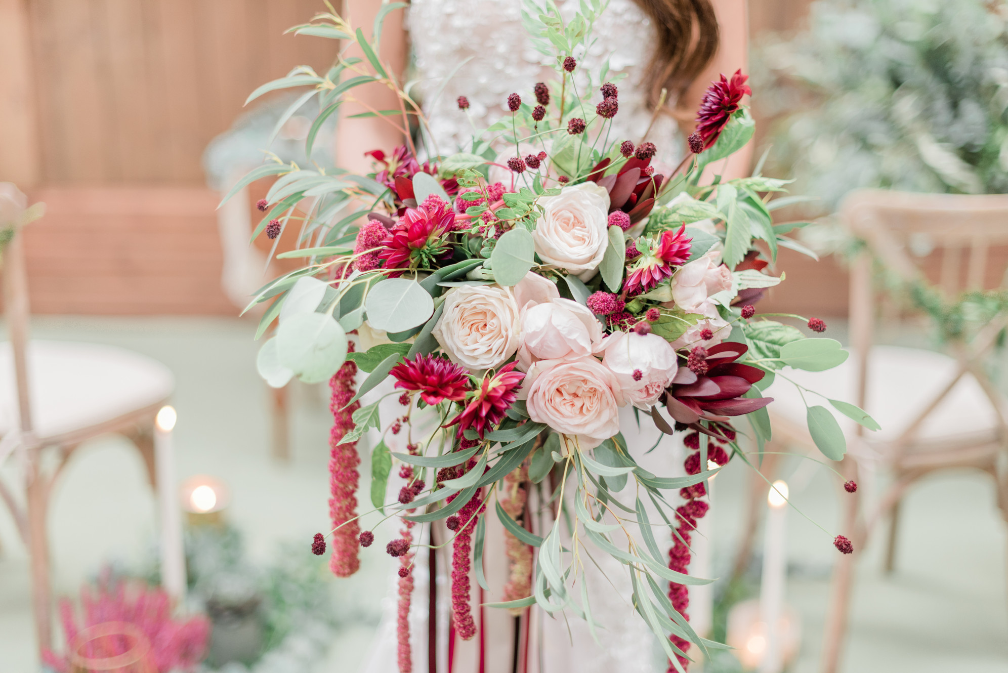 Sprig And Thistle Newcastle Wedding Florist And