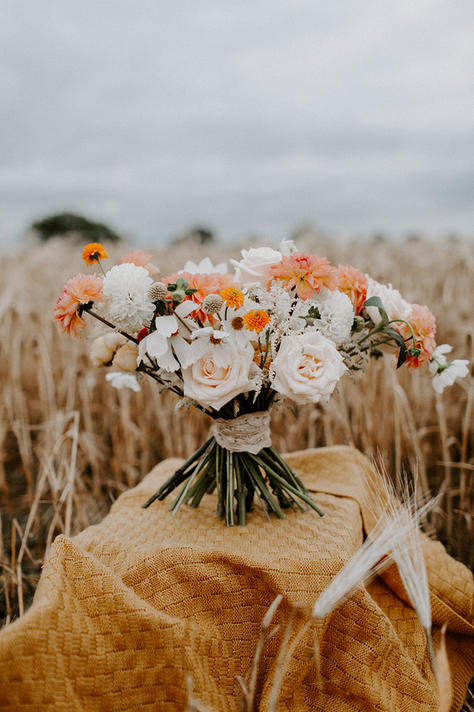 70's Styled Shoot