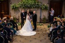 Matfen Hall Wedding Florist